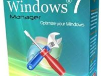 Windows 7 Manager 5.2.0 Full + Patch