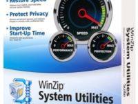 WinZip System Utilities Suite 3.7.2.4 Full + Crack