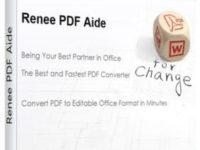 Renee PDF Aide 2019.6.10.83 Full + Crack