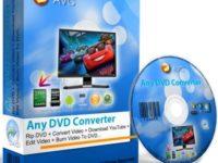 Any DVD Converter Professional 6.3.2 Full + Keygen
