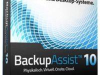 BackupAssist Desktop 10.4.6 Full + Crack