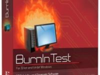 PassMark BurnInTest Pro 9.0 Build 1016 Full + Patch