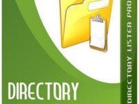 Directory Lister Pro 2.36 Enterprise Full + Keygen
