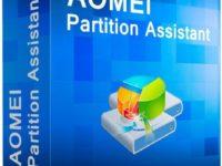 AOMEI Partition Assistant 8.3 Full + Keygen