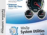 WinZip System Utilities Suite 3.8.0.28 Full + Serial Key