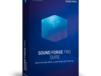 MAGIX SOUND FORGE Pro Suite 13.0.0.100 Full + Patch