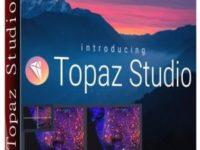 Topaz Studio 2.0.8 Full + Crack
