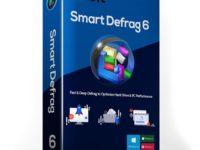 IObit Smart Defrag Pro 6.3.0.229 Full + Crack