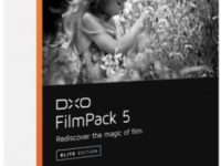 DxO FilmPack Elite 5.5.23 Build 593 Full + Crack