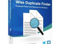 Wise Duplicate Finder Pro 1.3.3.41 Full + Crack