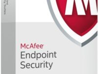 McAfee Endpoint Security 10.6.1.1340.1 Full + Serial Key