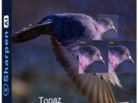 Topaz Sharpen AI 1.3.1 Full + Keygen