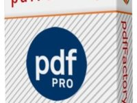 pdfFactory Pro 7.03 Full + Serial Key