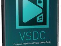 VSDC Video Editor Pro 6.3.9.49/50 Full + Serial Key