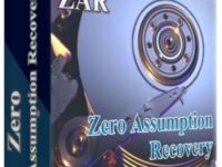 Zero Assumption Recovery 10.0 Build 1598 Technician Edition Full + Patch