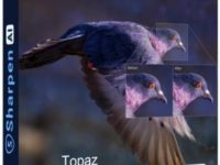 Topaz Sharpen AI 1.4.0 Full + Keygen