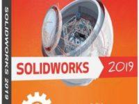 SolidWorks Premium Edition 2019 SP4.0 Full + Crack