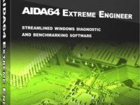 AIDA64 Extreme / Engineer Edition 6.00.5161 Beta Full + Keygen