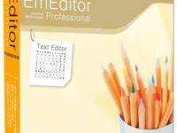 Emurasoft EmEditor Professional 19.2.2 Full + Keygen