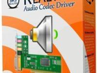 Realtek High Definition Audio Driver 6.0.8816.1 WHQL Full + Crack
