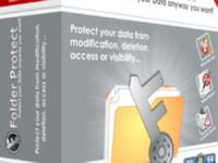 Folder Protect 2.0.7 Full + Keygen