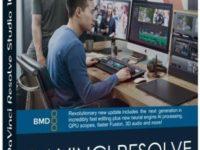 Blackmagic Design DaVinci Resolve Studio 16.1.0.55 Full + Crack