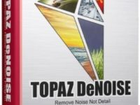 Topaz DeNoise AI 1.3.1 Full + Crack