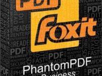 Foxit PhantomPDF Business 9.7.0.29478 Full + Keygen