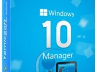 Windows 10 Manager 3.1.6 Full + Keygen