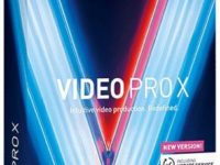 MAGIX Video Pro X11 17.0.3.55 Full Version