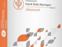 Paragon Hard Disk Manager 17 Advanced 17.10.4 WinPE Full + Crack