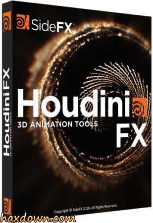 SideFX Houdini FX 18.0.287 Crack volmagnh 654382528695234986523495324954354329867345868