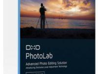DxO PhotoLab 3.0.3 Build 4295 Elite Full + Patch