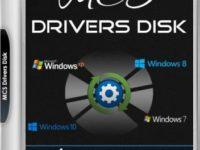 MCS Drivers Disk 19.11.05.1535 Full + Crack