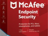 McAfee Endpoint Security 10.7.0.667.6 Full + Serial Key
