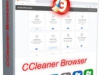 CCleaner Browser 77.1.1836.93 Full + Crack
