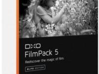 DxO FilmPack Elite 5.5.26 Build 602 Full + Crack