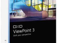 DxO ViewPoint 3.1.15 Build 285 Full + Crack