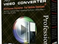 Any Video Converter Professional 6.3.7 Full + Keygen