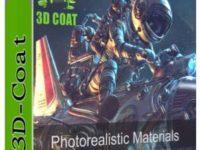 3D-Coat 4.9.14 Full + Crack