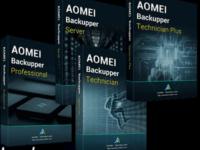 AOMEI Backupper Professional / Technician / Technician Plus / Server 5.5.0 Full + Serial Key