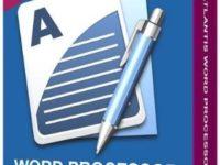 Atlantis Word Processor 3.3.3.0 Full + Keygen