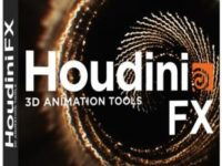 SideFX Houdini FX 18.0.348 Full Version