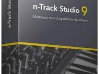 n-Track Studio Suite 9.1.0 Build 3634 Full + Crack