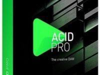 MAGIX ACID Pro 10.0.0.14 Full + Crack