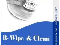 R-Wipe & Clean 20.0 Build 2266 Full + Serial Key