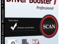 IObit Driver Booster Pro 7.3.0.663 Full + Serial Key