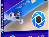 Luxion KeyShot Pro 9.1.98 Full + Crack
