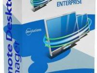 Remote Desktop Manager Enterprise 2020.1.19.0 Full + Crack