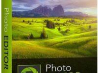 InPixio Photo Editor 10.1.7389.16941 Full + Crack